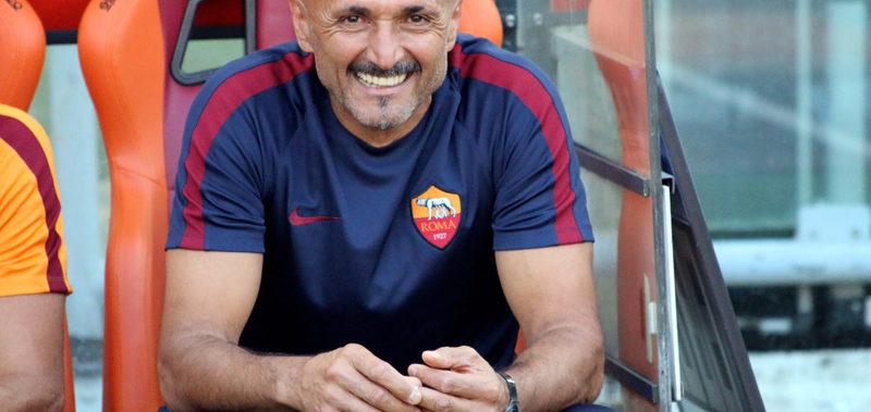 """Champions – Spalletti: """"La Roma aspetta questa partita da 8 mesi, andiamo e giochiamocela """""""