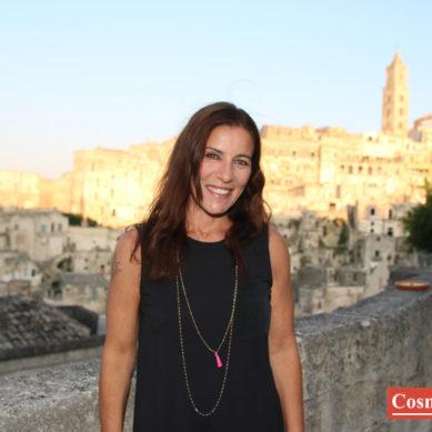 Paola Turci racconta se stessa alla Casa Cava nei sassi di Matera
