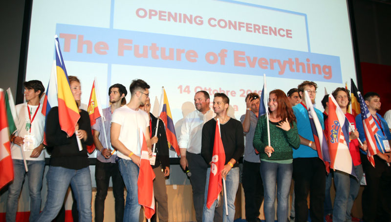 Al via l'edizione 2016 del Maker Faire European Edition. Conferenza di apertura – Video