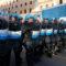 60 anniversario trattati di Roma. Manifestazioni concluse senza criticità.