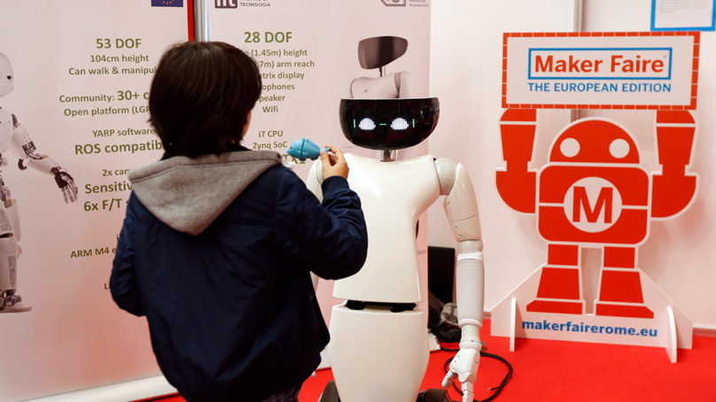 """Maker Faire Rome – The European Edition""  torna alla Fiera di Roma dall'1 al 3 dicembre 2017"