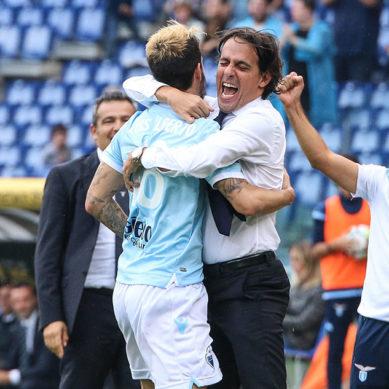 Lazio, che scorpacciata contro il Sassuolo. Finisce 6-1