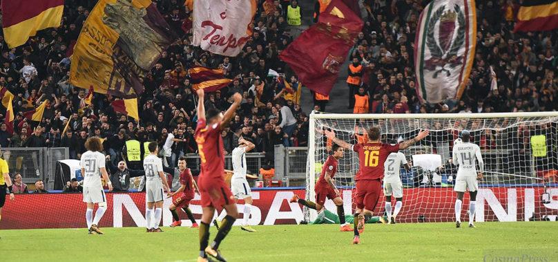 Favolosa, strepitosa, magnifica. In una sola parola Magica. La Roma annienta il Chelsea in Champions