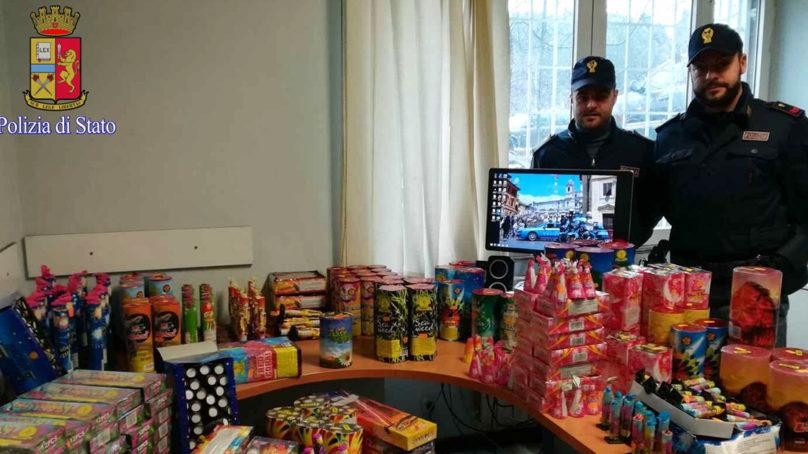 """Roma continua l'operazione """"Natale Sicuro"""", sequestri ed altre 6 persone denunciate."""