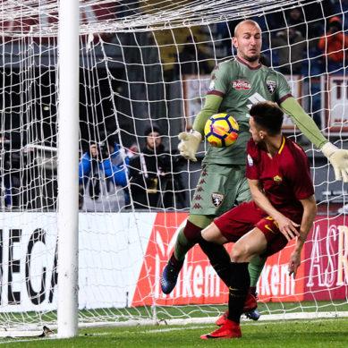 Milinkovic Savic e il suo Torino fermano i giallorossi in Coppa Italia.Testa già alla Juventus