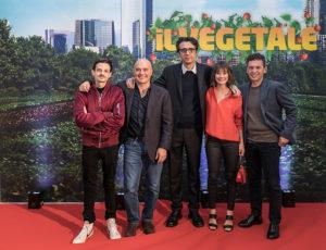 Fabio Rovazzi_Luca Zingaretti_Gennaro Nunziante_Paola Calliari_Ninni Bruschetta
