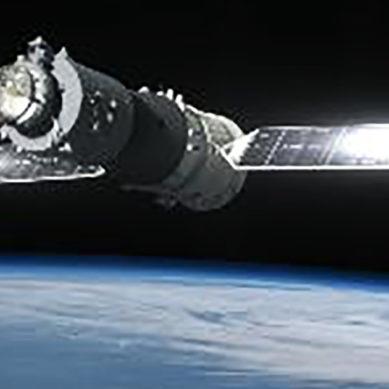 La Stazione Spaziale Tiangong 1 è caduta nell' Oceano Pacifico alle 2,16 ora italiana.