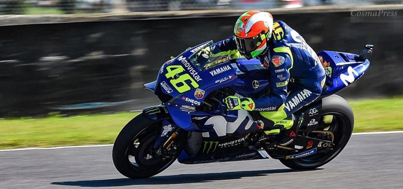 Mugello, Valentino Rossi show, pole e record della pista.