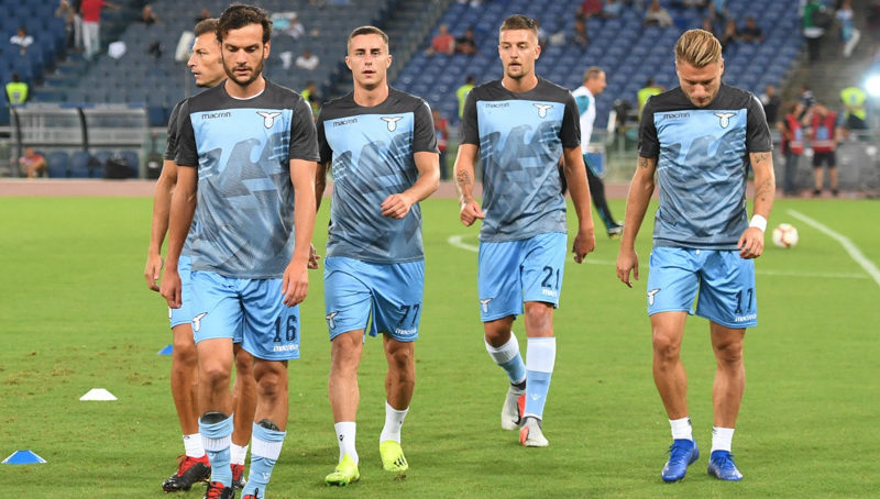Lazio che fatica! Alberto regala la prima vittoria ai biancocelesti.