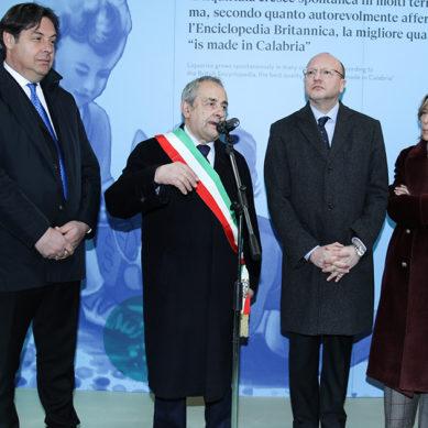 Matera2019: Inaugurato lo spazio dedicato alle imprese. Boccia: Italia straordinazia che crea lavoro e sviluppo.