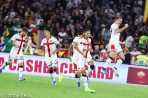 AS Roma v Genoa, Italian Serie A. [Foto Cosimo Martemucci]