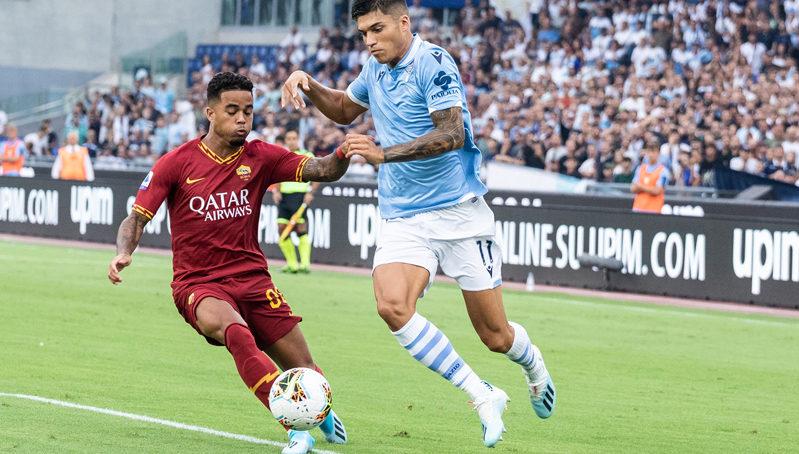 """Seria A, Lazio AS Roma è il derby dei 6 legni. Fonseca """" Gara spettacolare""""."""