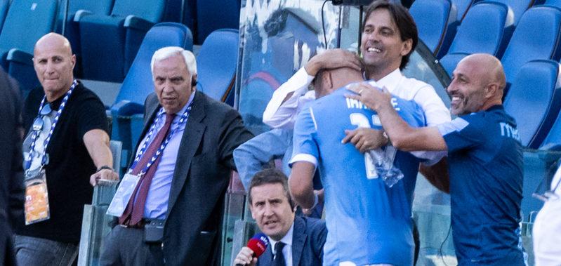 Lazio Genoa 4-0, I biancocelesti travolgono i liguri.