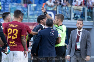 AS Roma vs Cagliari in Rome, Italy [Foto Cosimo Martemucci]