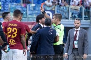 AS Roma vs Cagliari in Rome, Italy [Foto Cosimo Martemucci]