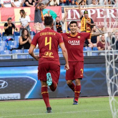 Roma Vs Sassuolo 4-2, ritrovato il successo per i giallorossi.