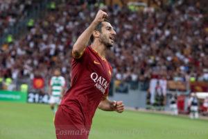 AS Roma vs Sassuolo, Italia Serie A. [Foto Cosimo Martemucci]