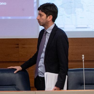 """Covid-19: Speranza, """"Coordinamento unico nazionale con regioni. No iniziative estemporanee"""""""